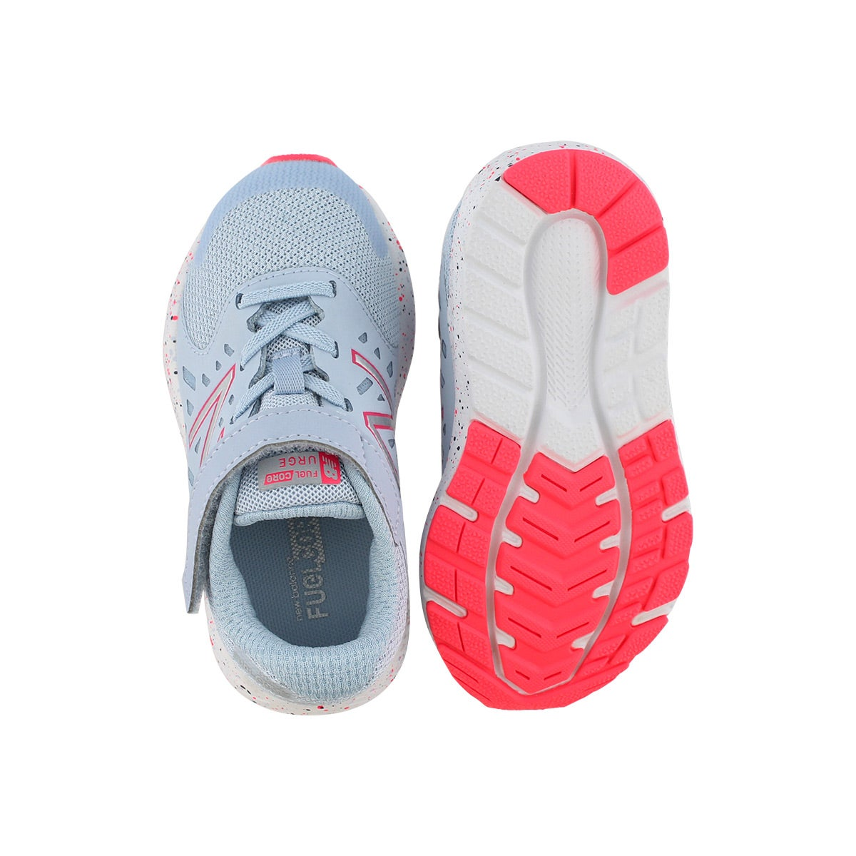 Infs-g Urge ice blue/pink sneaker