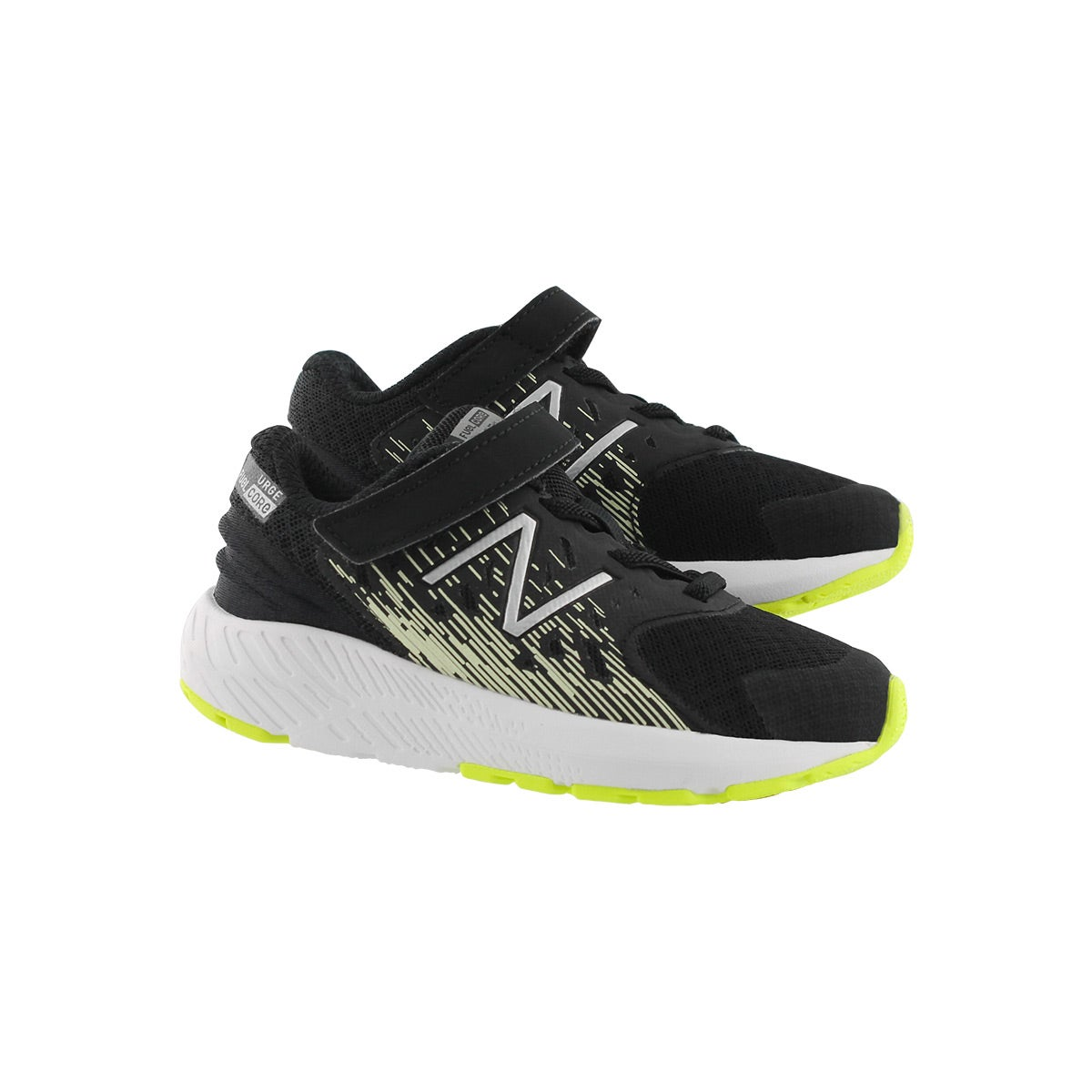 Infs-b Urge ice black/glow sneaker