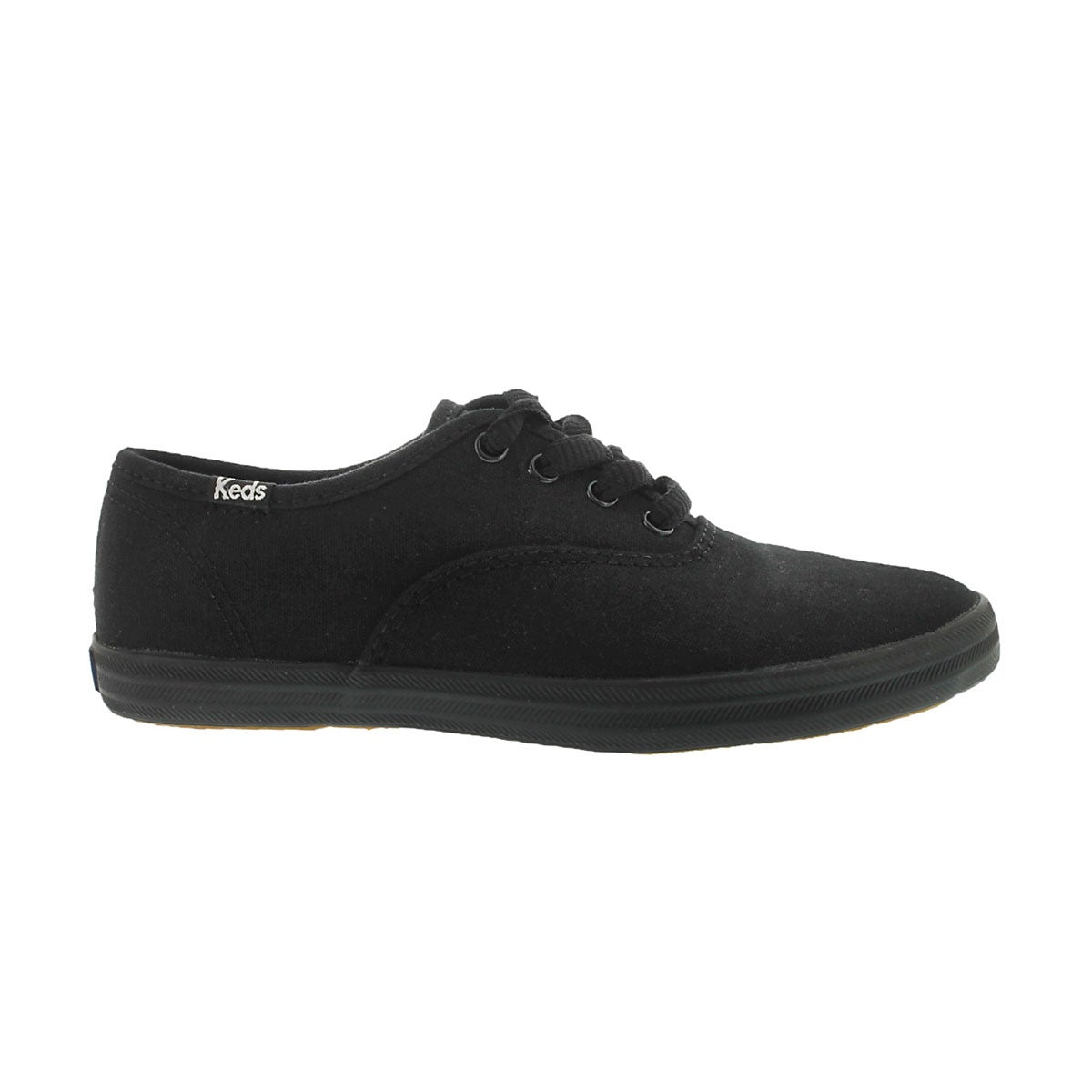 Grls Champion blk/blk canvas CVO sneak