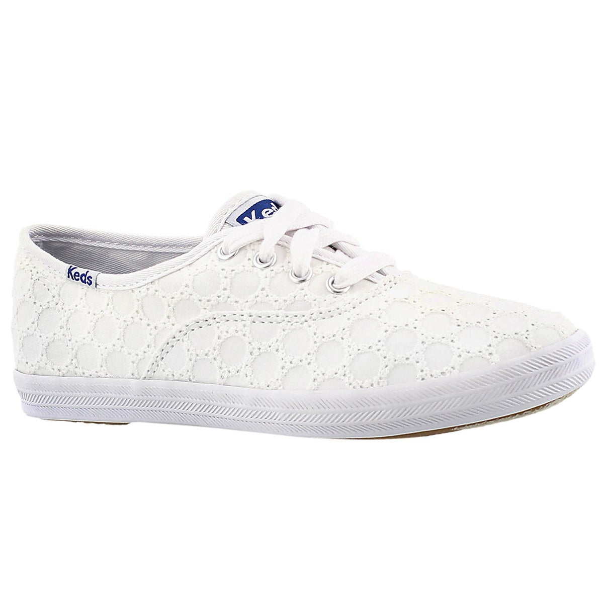 Grls Champion CVO Seasonal white sneaker