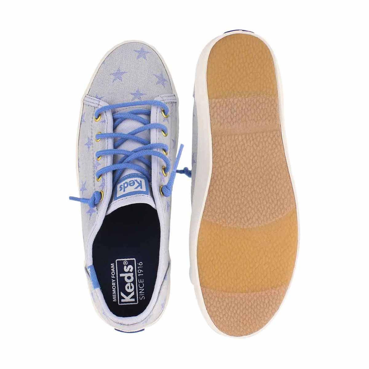 Grls Kickstart Seasonal star sneaker