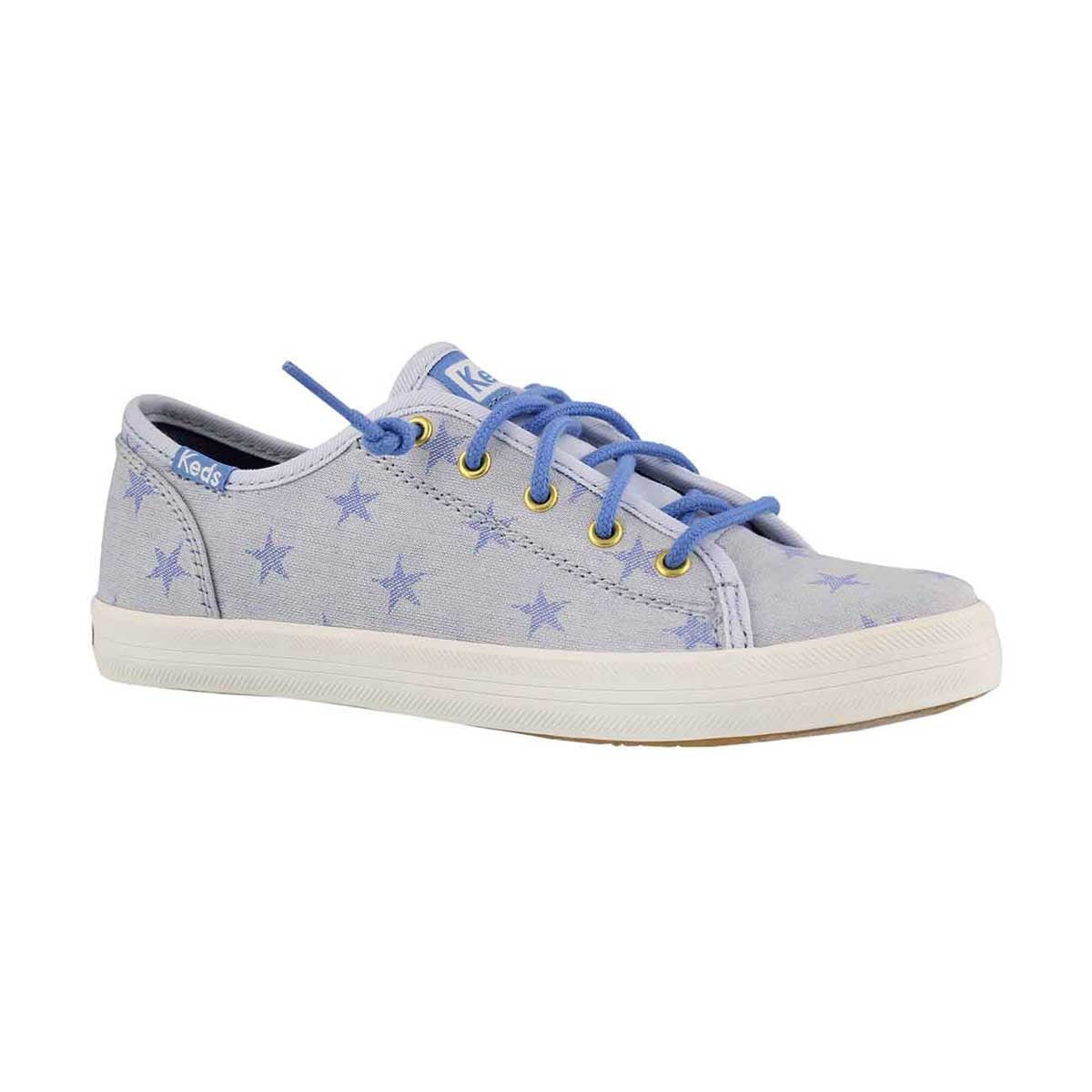 Girls' KICKSTART SEASONAL star sneakers