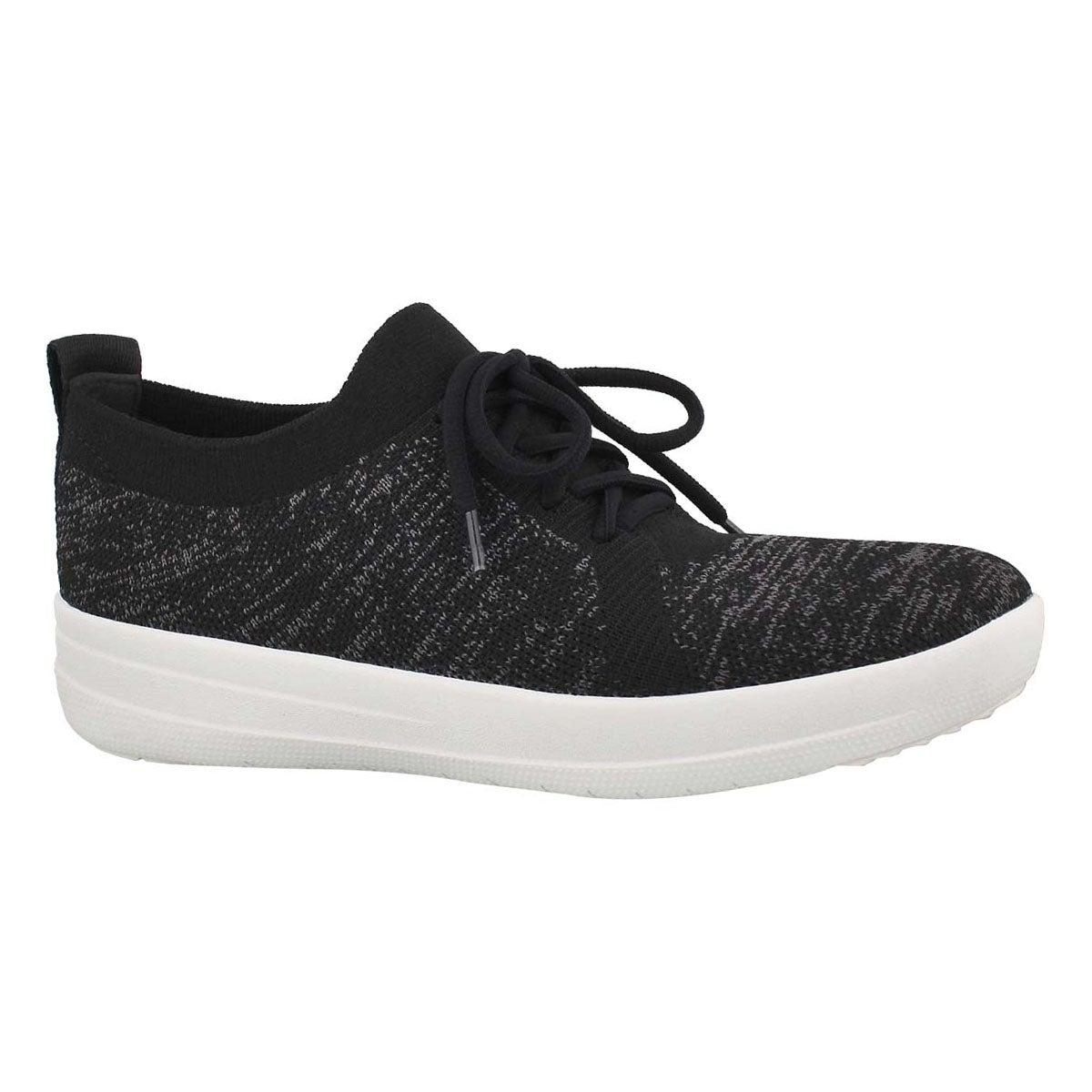 Women's UBERKNIT SPORTY black sneakers