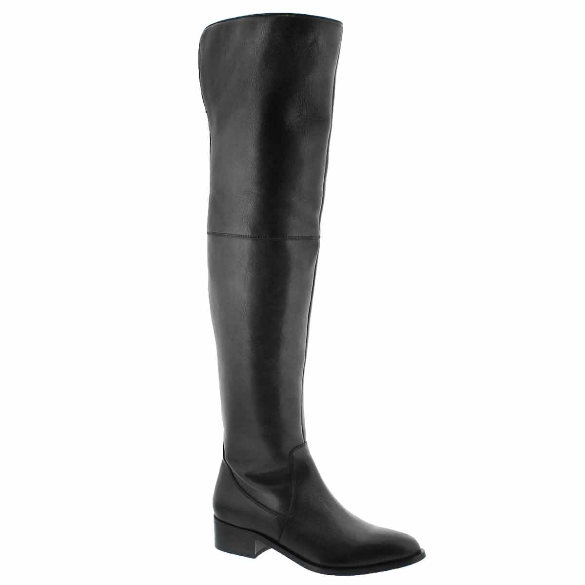 Women's LAINEY black knee high boots
