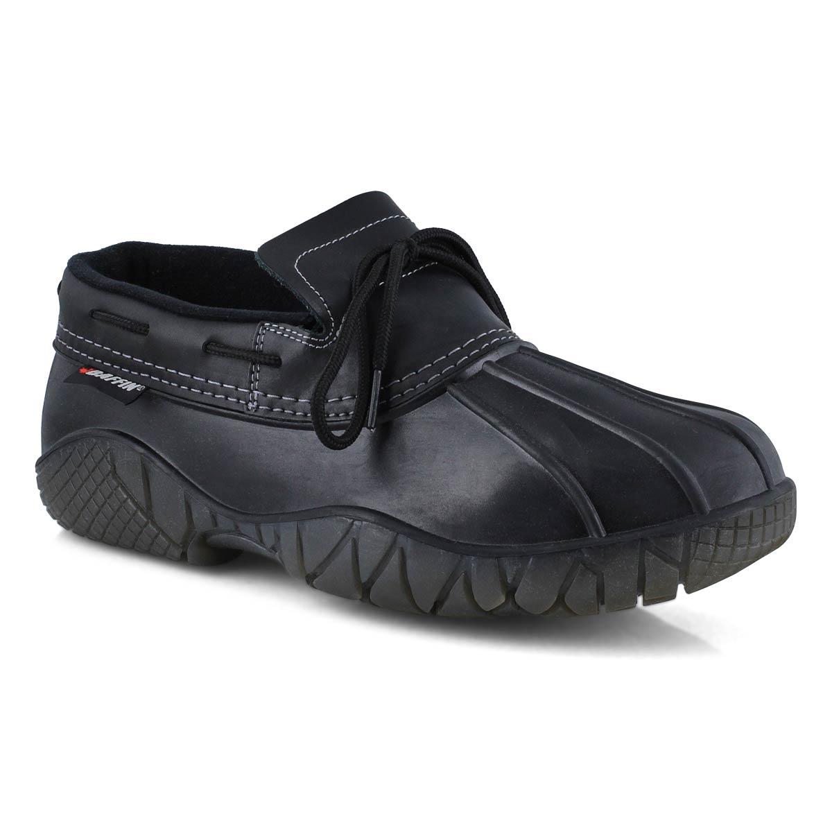 Men's ONTARIO black waterproof duckies