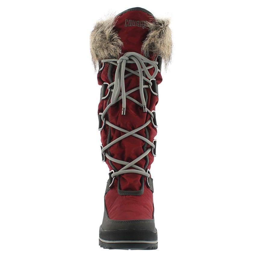 Lds Lancaster mer wpf pullon winter boot