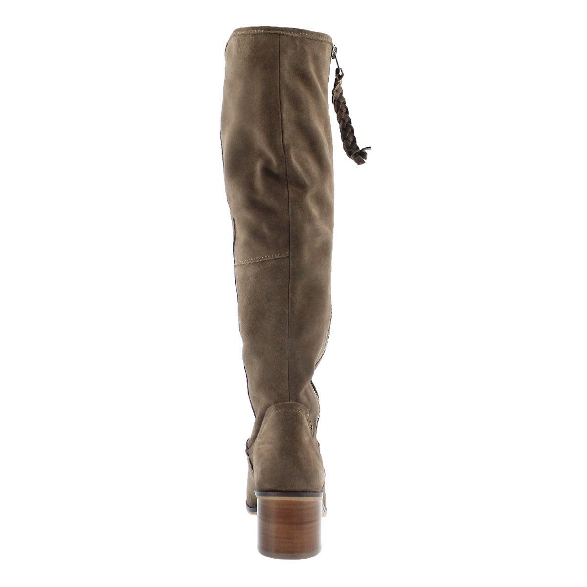 Steve-Madden-Women-039-s-Lasso-Knee-High-Dress-Boot