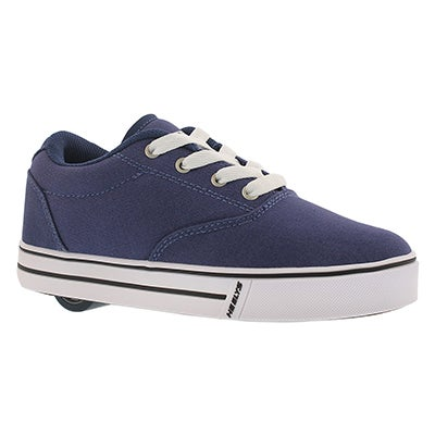 Heelys Boys' LAUNCH navy skate sneakers