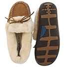 Lds Laurin hashbrown lace up moccasin