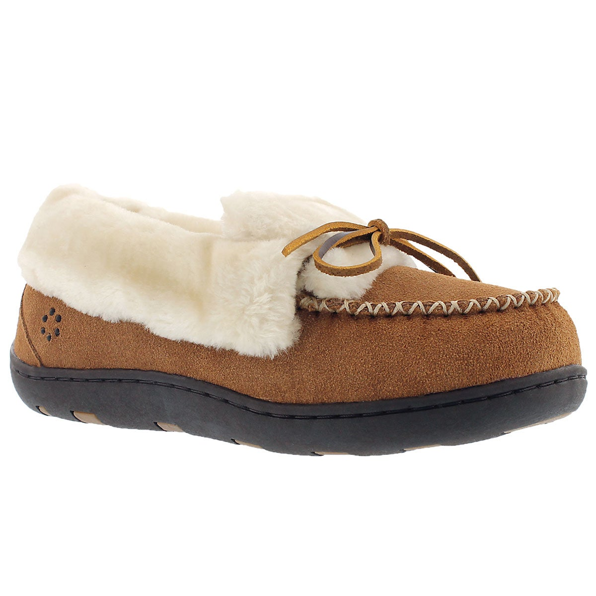 Women's LAURIN hashbrown lace up moccasins