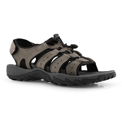 Mns Lazar 2 grey sport sandal