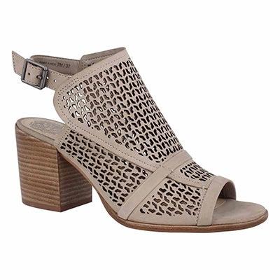 Lds Lendia ubn lux peep toe dress sandal