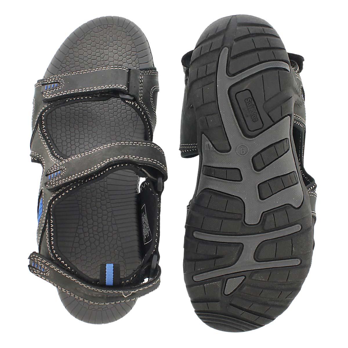 Sandale sport noir LENNOX 2, hom