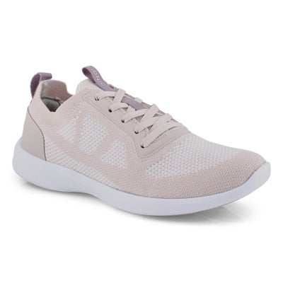 Lds Sky Lenora blush running shoe