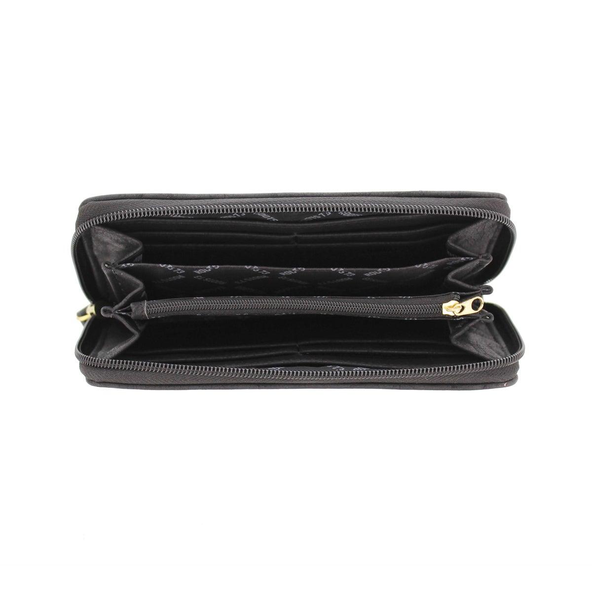 Lds Roots73 Lexi 719 black wallet