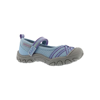 MAP Infants' LILITH periwinkle/purple Mary Janes