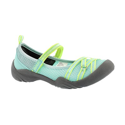 MAP Girls' LILITH 3 mint mary janes shoes