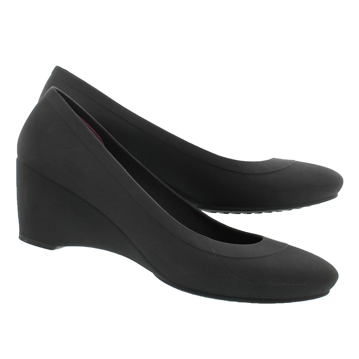 Lds Lina black wedge