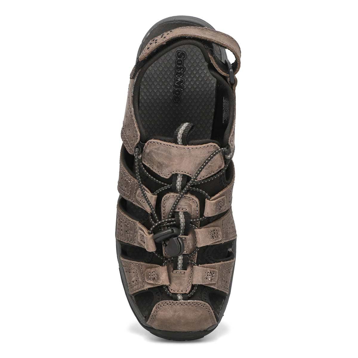 Mns Linus 2 grey fisherman sandal