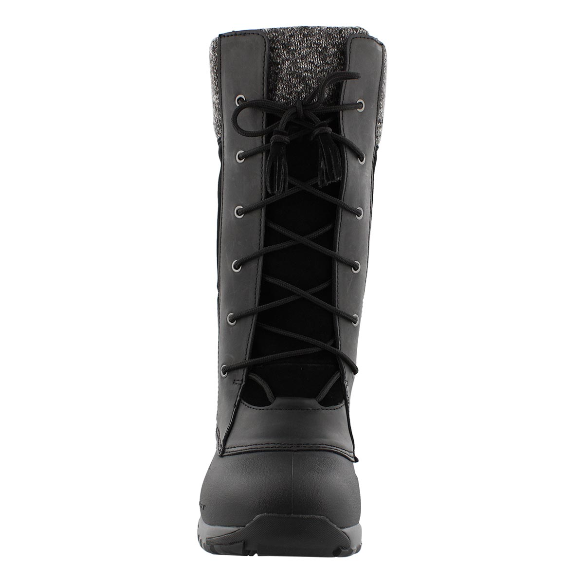 Lds Dana char lace up wtpf winter boot