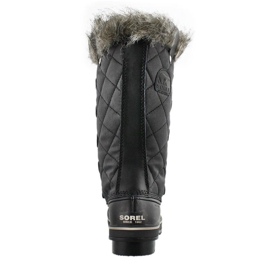 Lds Tofino Cate black winter boot