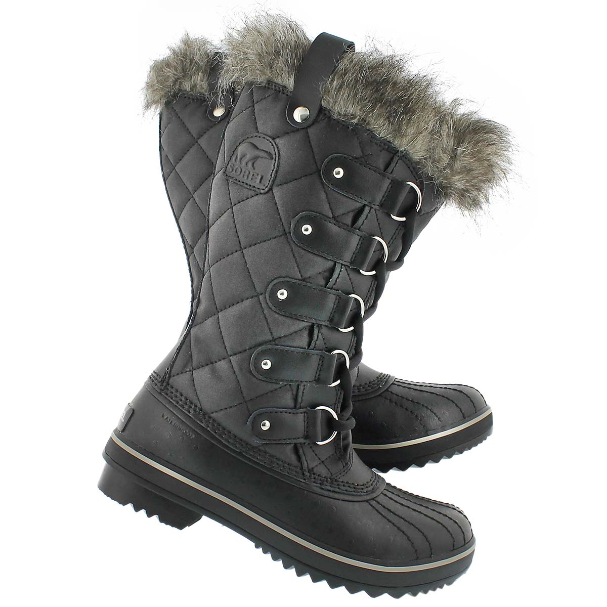 Lds Tofino Cate black winter boot