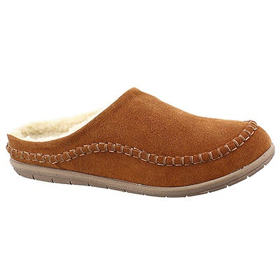 Foamtreads Men's LOGAN spice open back slippers