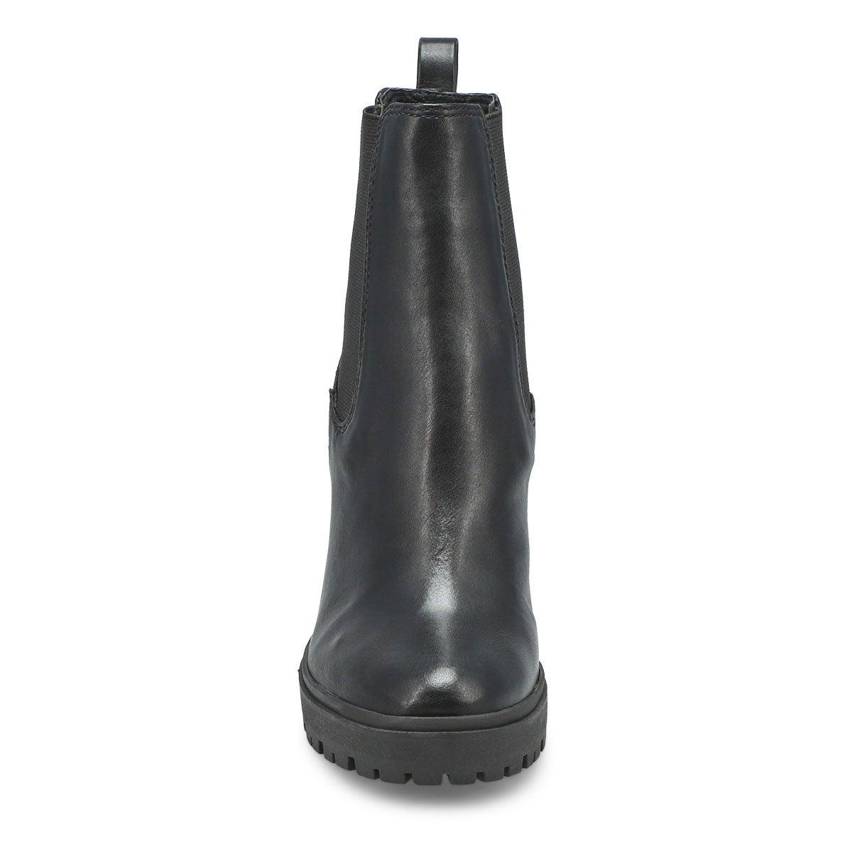 Steve-Madden-Women-039-s-Loopy-Slip-On-chelsea-Boot miniature 6