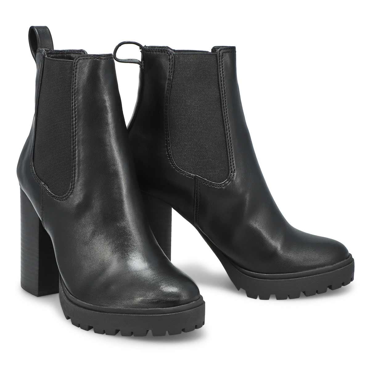 Steve-Madden-Women-039-s-Loopy-Slip-On-chelsea-Boot miniature 8