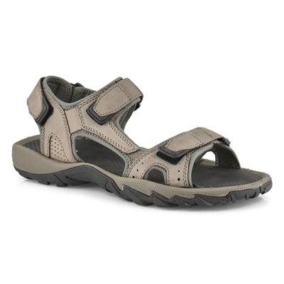 Sandale sport 3brides, Lucius4, gris,hom