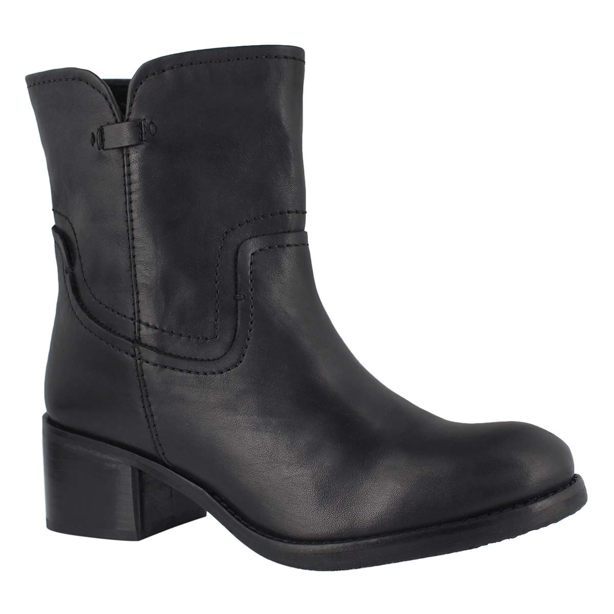 Lds Lynn black ankle boot