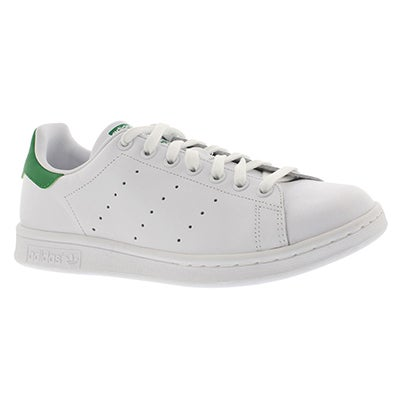 Adidas Men's STAN SMITH white/green sneakers