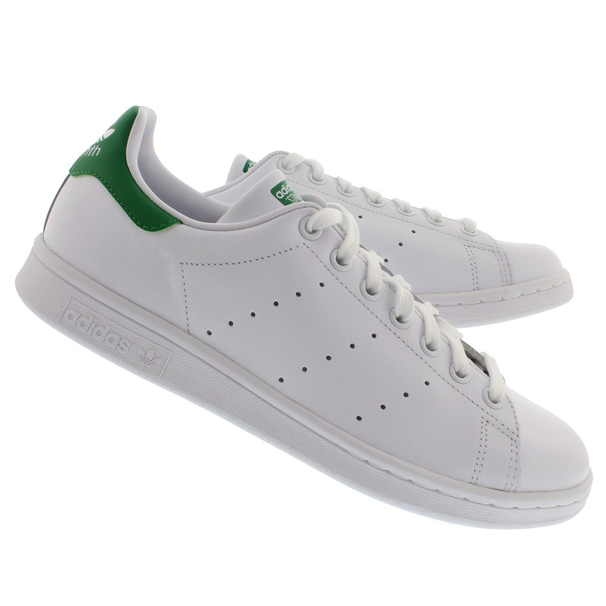 Mns Stan Smith white/green sneaker