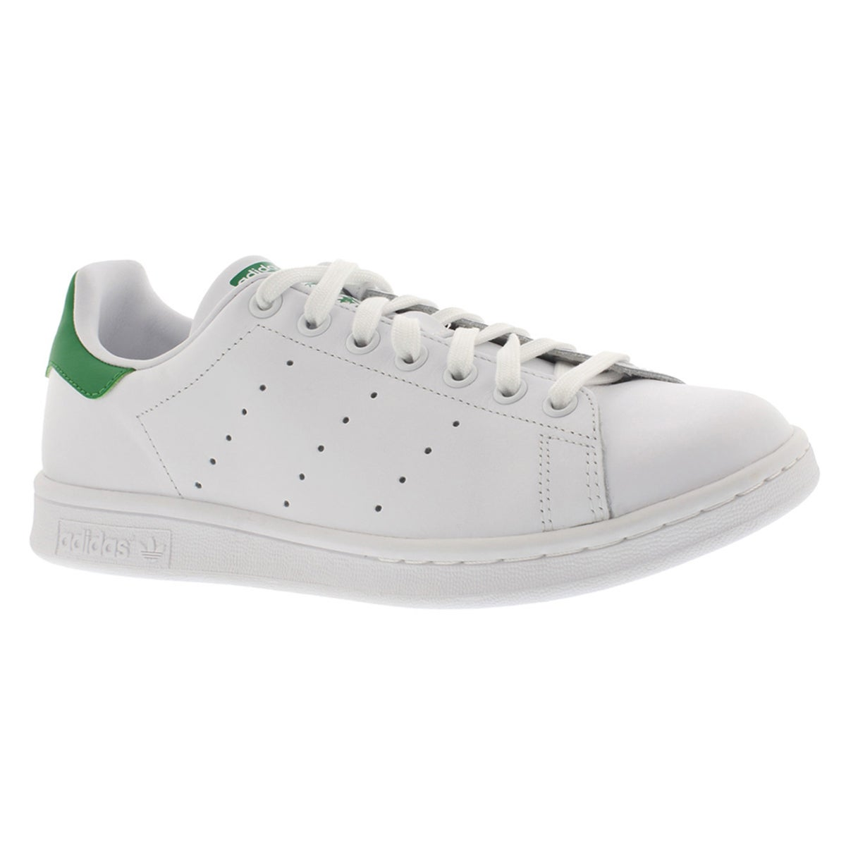 Men's STAN SMITH white/green sneakers