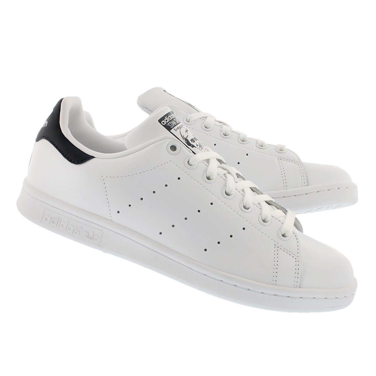 Mns Stan Smith white/blue sneaker