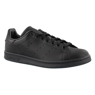 Adidas Men's STAN SMITH black sneakers