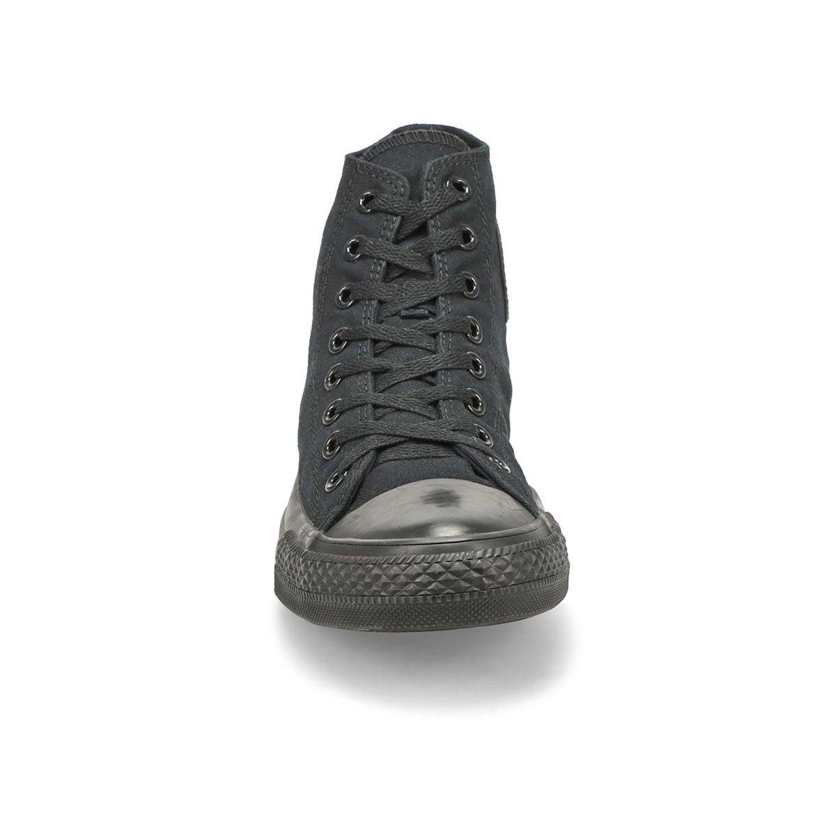Mns CT All Star Core Hi blk mono sneaker