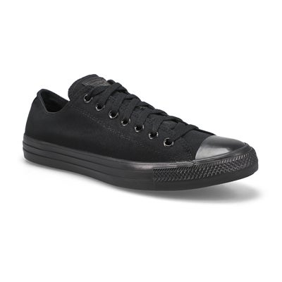 Mns CT All Star Core Ox blk mono sneakr