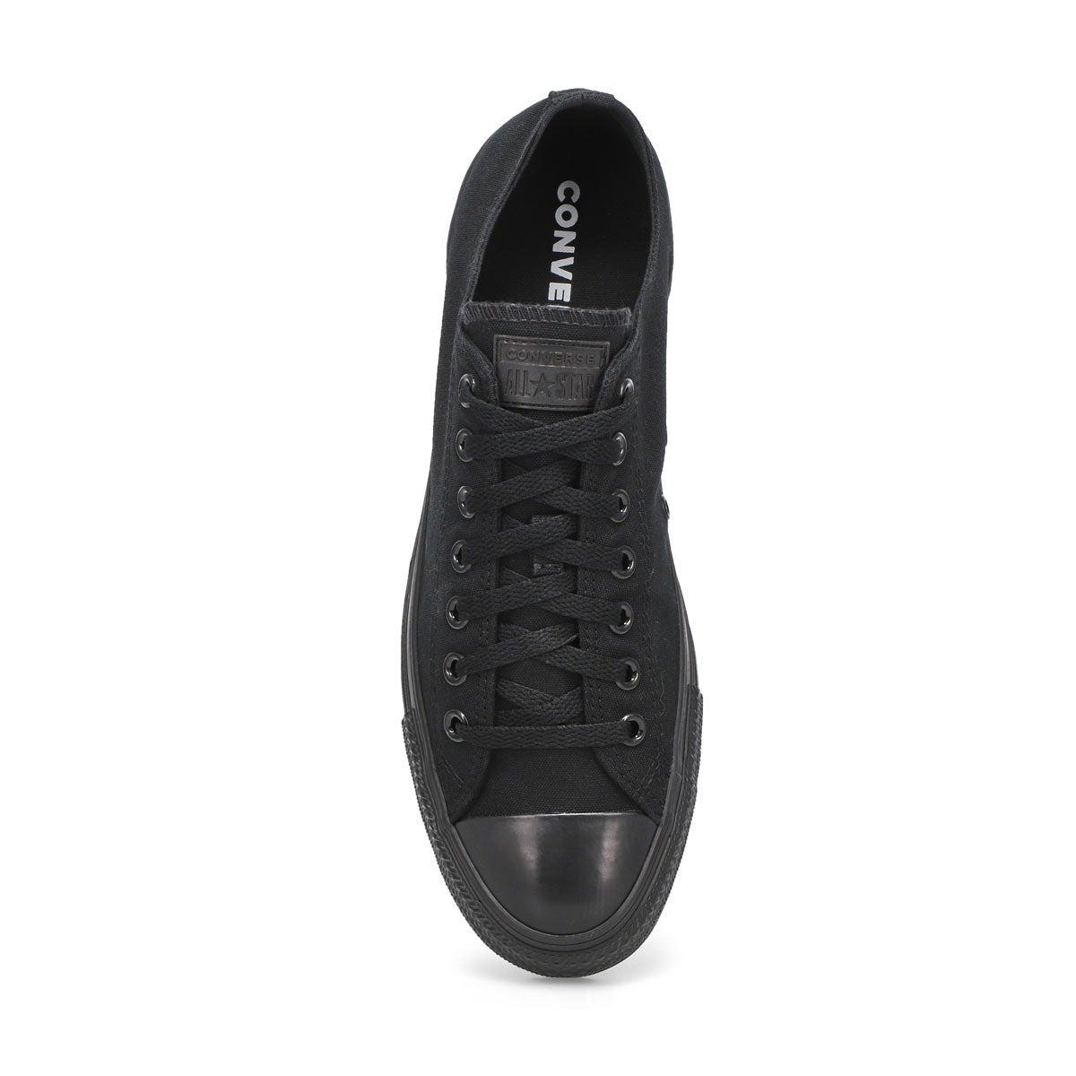 Men's CHUCK TAYLOR CORE OX black sneakers