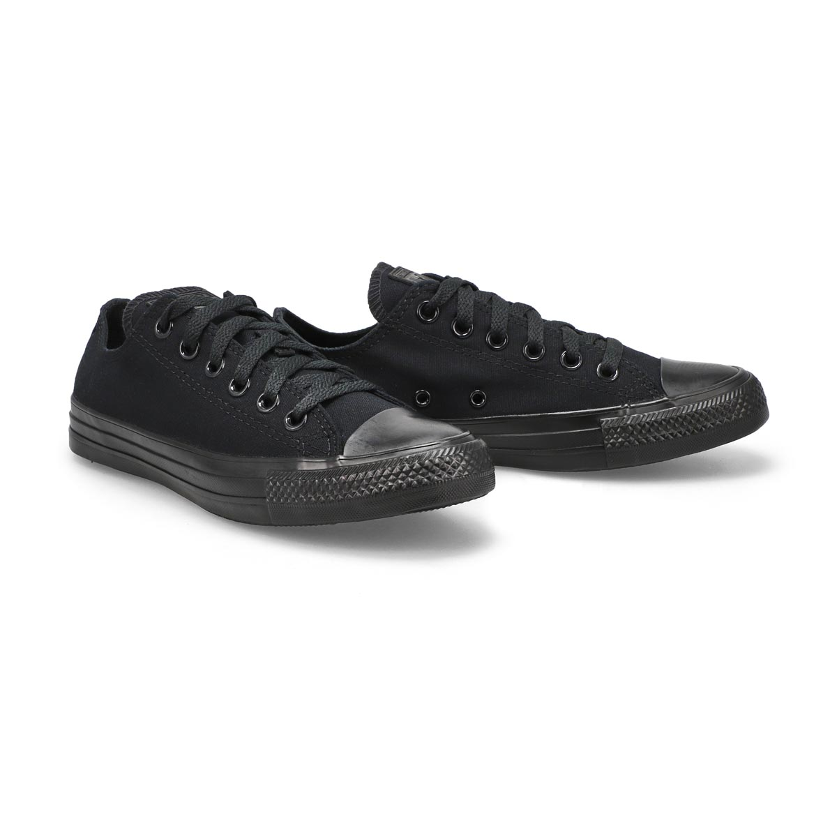 Lds CT All Star Core Ox blk mono sneakr