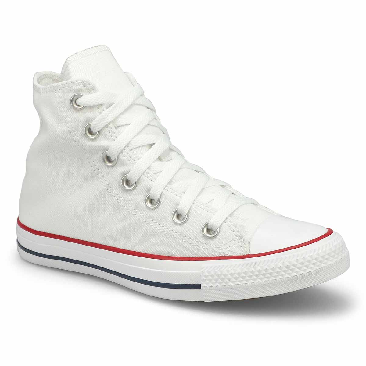 Lds CT All Star Core Hi wht canvas sneak