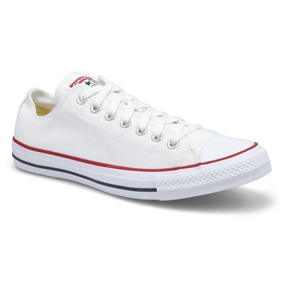 Converse Men's CHUCK TAYLOR CORE OX white sneakers