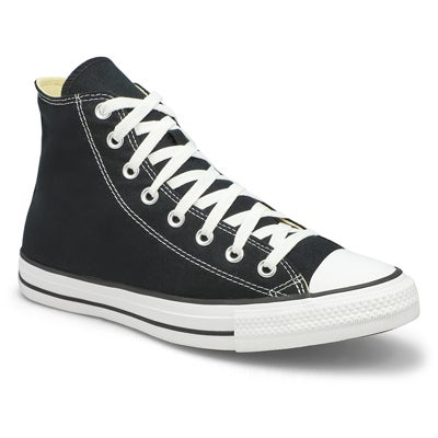 Converse Men's CHUCK TAYLOR CORE HI black sneakers