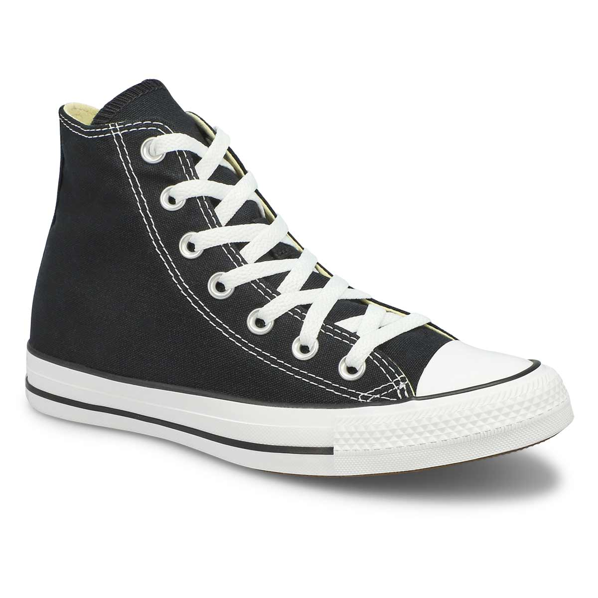 Women's CHUCK TAYLOR CORE HI black sneakers