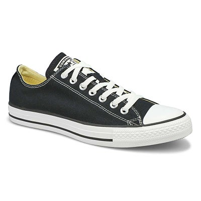 Converse Men's CHUCK TAYLOR CORE OX black sneakers