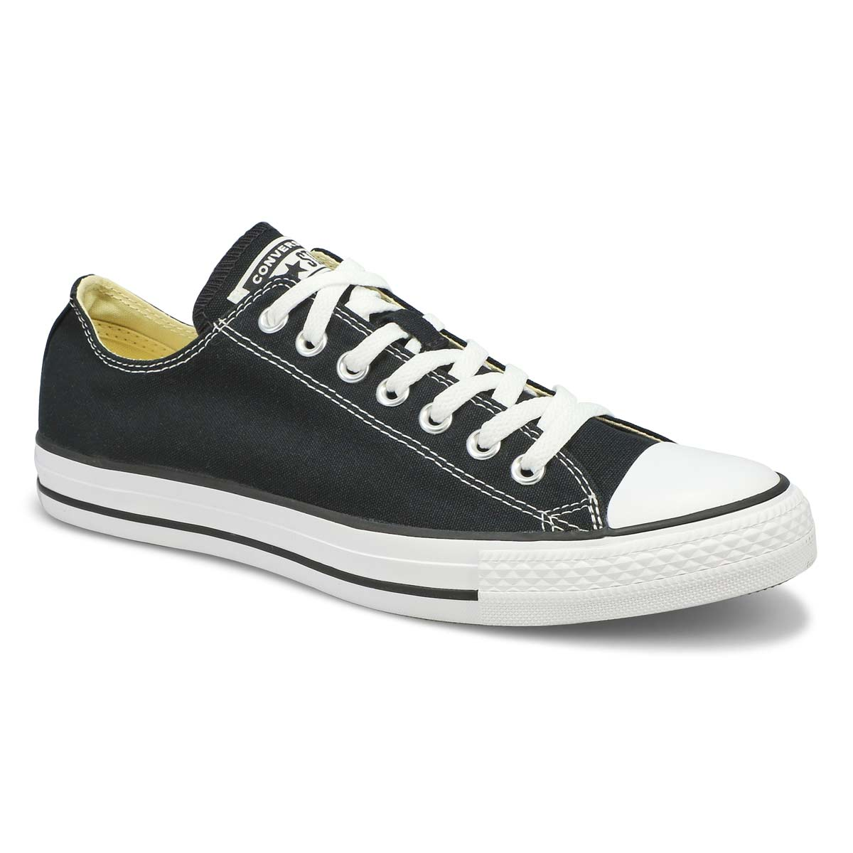 Mns CT All Star Core Ox black sneaker