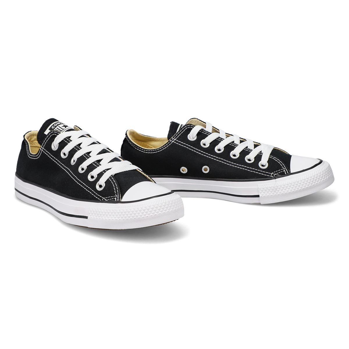 Lds CT All Star Core Ox blk sneaker