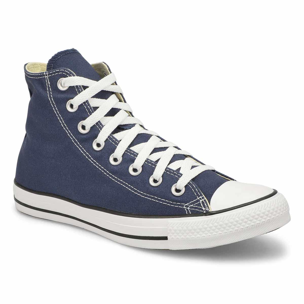 Men's CHUCK TAYLOR CORE HI navy sneakers