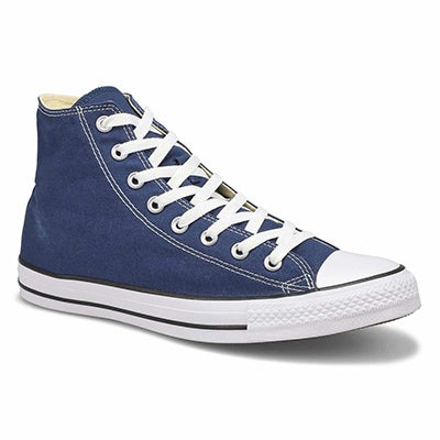 Converse Women's CHUCK TAYLOR CORE HI navy sneakers