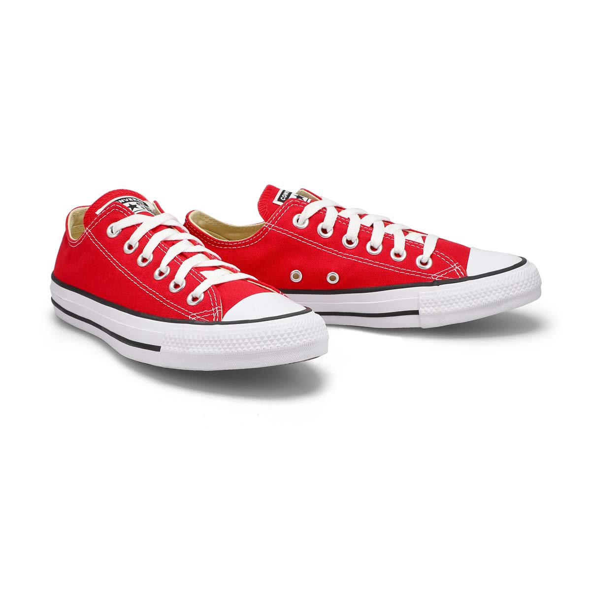 Lds CT All Star Core Ox red sneaker